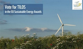 TILOS nomination in the EU Sustainable Energy Awards Contest – EUSEW17