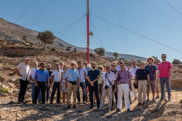 TILOS 6M Meeting, Tilos Island, 4-6 September 2015